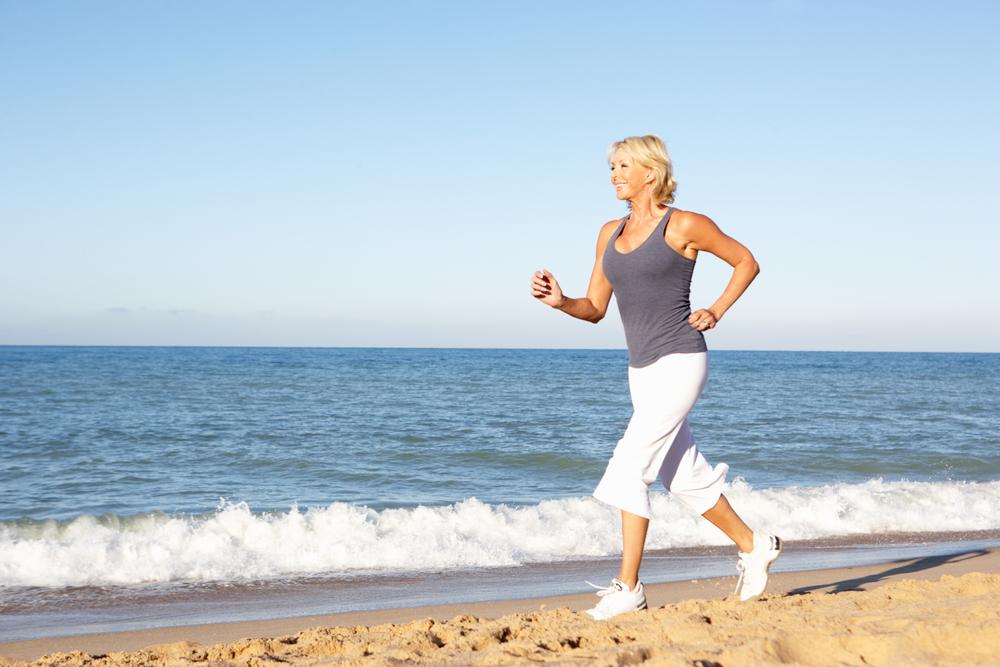 walking women health