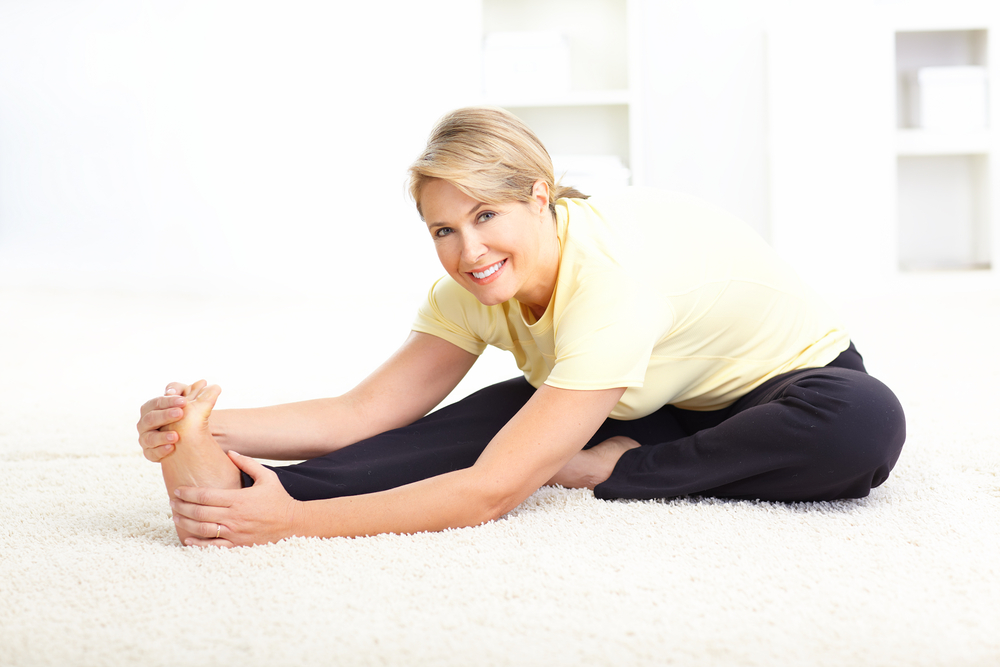 stretching women's health