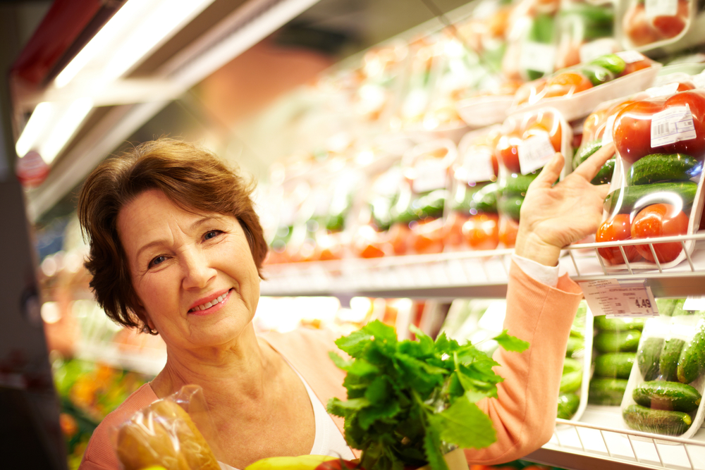 healthy eating women