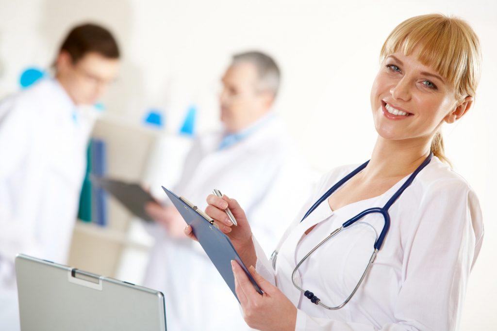 Dermatologist assistant