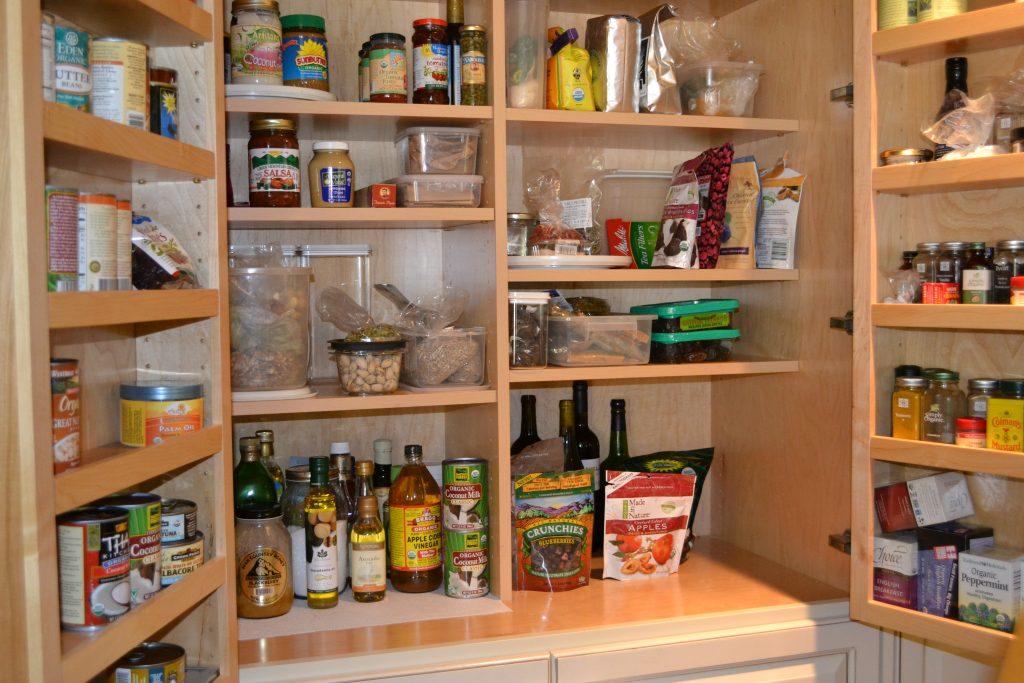 kitchen pantry anti aging
