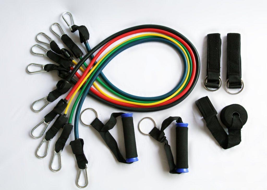 workout resistance bands